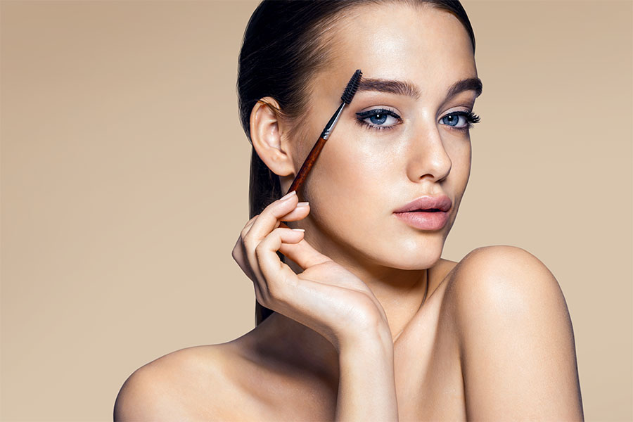 Stylizacja oka, makijaże